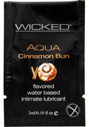 Wicked Aqua Water Based Flavored...