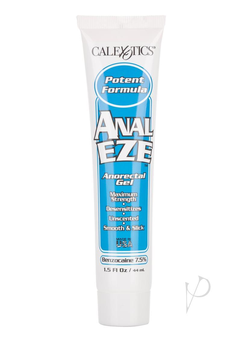 Anal Eze Anorectal Gel 1.5oz (boxed)